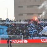 التراس المحلة يهدد بالاعتصام امام اتحاد الكرة