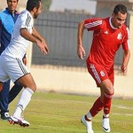 أصابة أحمد عيد عبد الملك بارتجاج فى المخ