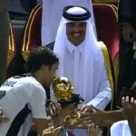 السد يفوز بكأس امير قطر على حساب السيلية