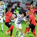 العين يقهر الأهلي بهدف وينال لقب كأس رئيس الإمارات
