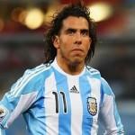 تيفيز و باستورى يغيبان عن قائمة الأرجنتين فى كأس العالم