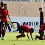 الحرس و المصري يتعادلان .. وبيكيلي يهدي 3 نقاط غالية لبتروجيت