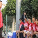 المنتخب الأوليمبي يتلقى عرضا لمواجهة فلسطين وديا