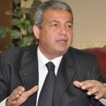 وزير الرياضة: 10 آلاف مشجع في مباراة الأهلي والقطن