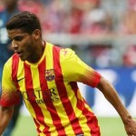 دوس سانتوس يعود للمران مع برشلونة بعد أكثر من 6 أشهر من إصابته