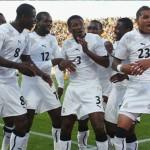 قائمة غانا للمونديال