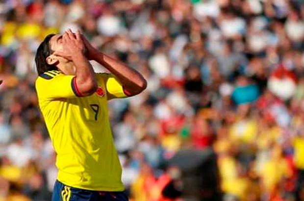 فالكاو ينضم لقائمة كولومبيا رغم الإصابة