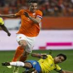 فيديو .. بيرسى يسجل هدف رائع لهولندا فى الاكوادور