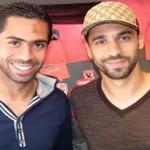 علاء عبد الصادق يعقد جلسة مع أحمد فتحى و عبد الله السعيد للتجديد