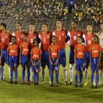 قائمة كوستاريكا للمونديال
