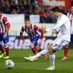 ريال مدريد فاز على أتلتيكو في لقائهما الأوروبي الوحيد