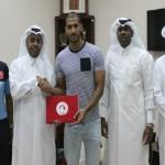 خالد نواف ينضم للعربي القطري