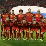 المنتخب البلجيكي يسعى لتوحيد بلاده من خلال المونديال البرازيلي