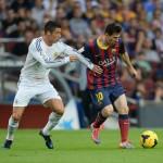 ميسي يقترب من الفوز بلقب الهداف التاريخي للدوري الأسباني