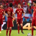 """دعوة لتكريم منتخب إسبانيا """"الأسطوري"""" رغم خروجه المبكر من المونديال"""