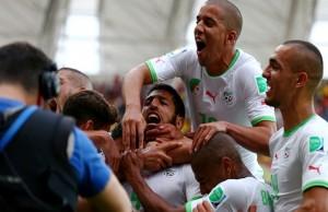 الجزائر---كوريا