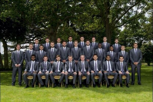 الصورة الرسمية لـ المنتخب الانجليزي