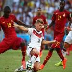 اهداف مباراة المانيا 2 – 2 غانا