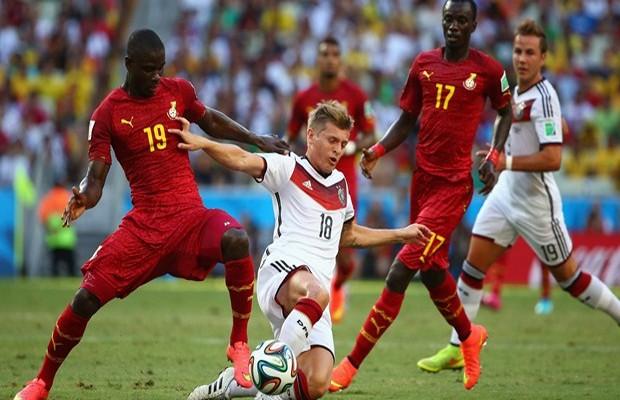 المانيا---غانا---مباشر