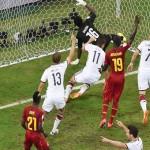 فيديو .. غانا تفرط فى فوز على المانيا