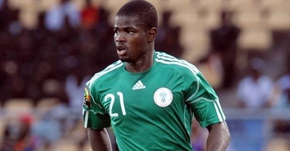 المدافع النيجيري إيلدرسون إتشيجيل
