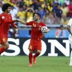 فيديو .. الجزائر تفرط فى فوز تاريخى امام بلجيكا