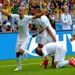 اهداف مباراة الجزائر 1 – 2 بلجيكا