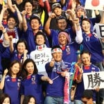 . جماهير يابانية تحضر قداسا للصلاة من أجل الفوز بكأس العالم