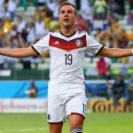 جوتزة رجل مباراة المانيا وغانا