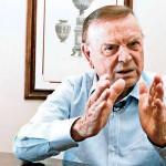 رئيس الاتحاد البرازيلي يؤكد مجددا أنه سيذهب إلى الجحيم إذا لم تفز بلاده بالمونديال