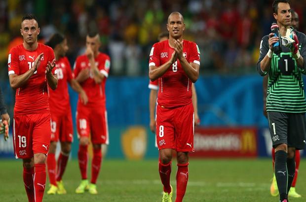 اهداف مباراة فرنسا 5 - 2 سويسرا