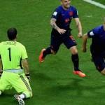 فيديو .. هولندا تنتقم وتهين اسبانيا بخماسية