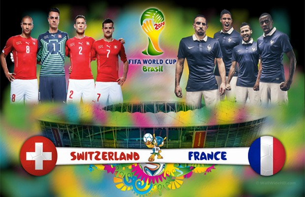 فرنسا---سويسرا