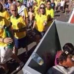 البرازيل تعلن  عن ارتفاع حجم إنفاق الأجانب لحد قياسي خلال المونديال