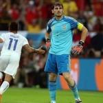 أنشيلوتي : كاسياس سيبدأ مباراة السوبر أمام أتلتيكو مدريد
