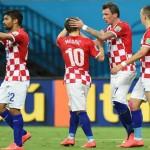 فيديو .. كرواتيا تطرد الاسود من المونديال برباعية