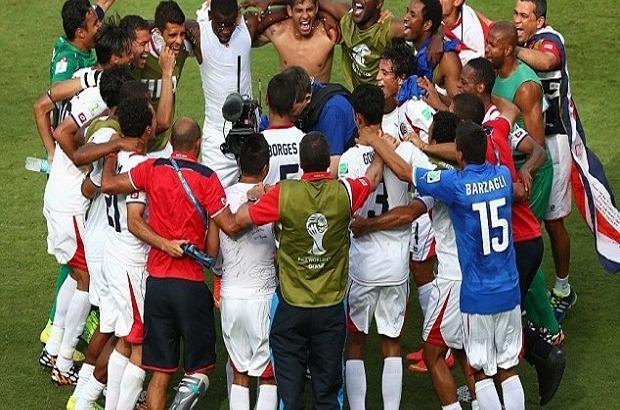 منتخب كوستاريكا يخضع لكشف اضافى على المنشطات