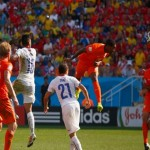 فيديو .. هولندا تحقق العلامة الكاملة لتتجنب البرازيل