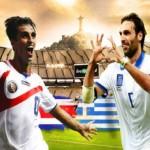 كوستاريكا تلاحق التاريخ أمام اليونان«المحظوظ».. فى موقعة مونديالية متكافئة