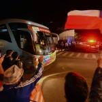 تشيلي أول منتخب لاتيني يصل إلى البرازيل