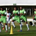 المكسيكي ماركو رودريجيز يدير مباراة الجزائر وبلجيكا
