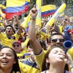 274 شجارا وجرح 5 أشخاص خلال الاحتفالات الكولومبية في بوجوتا