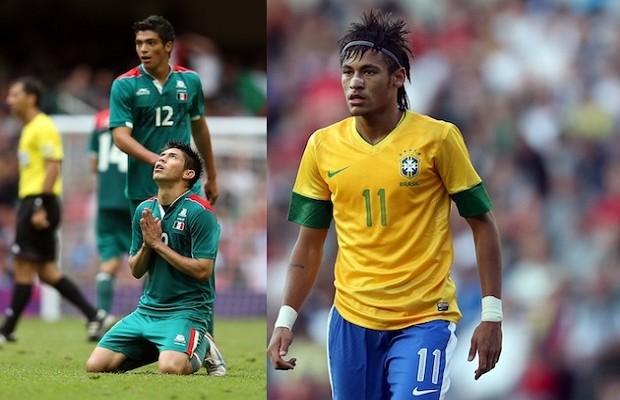 Team GB v Brazil - International Friendly