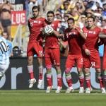 إيران تشكو حكم مباراة الأرجنتين للفيفا
