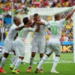 """المنتخب الجزائري يستعد """"لإنجاز تاريخي"""" مع اقتراب دور الـ 16"""