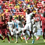 الاحباط يسيطر علي غانا بعد الهزيمة أمام البرتغال