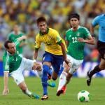 """""""جاقر"""" حكما لمباراة البرازيل والمكسيك"""