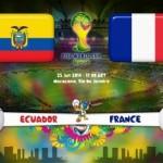 الديوك تسعى لحسم التأهل على حساب الإكوادور