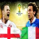 """إنجلترا """"المتشائمة"""" تخشى عقدة عمرها 48 عاما أمام إيطاليا """"المتحمسة"""""""