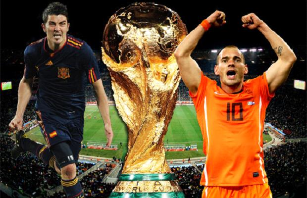 Spain-v-Holland